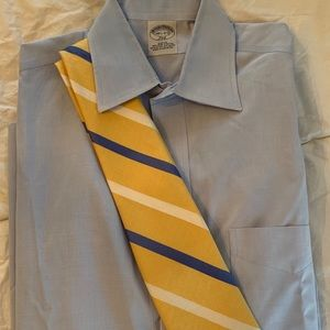 Brooks Brothers Shirt and Tie